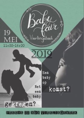 Babyfair Vierlingsbeek 19 mei