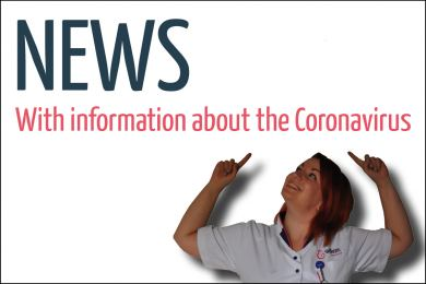 News with information about the Coronavirus